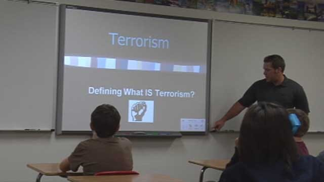 Metro Schools Teach Students About 9/11