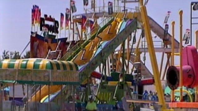 News 9 Takes Sneak Peek Of State Fair Food, Games