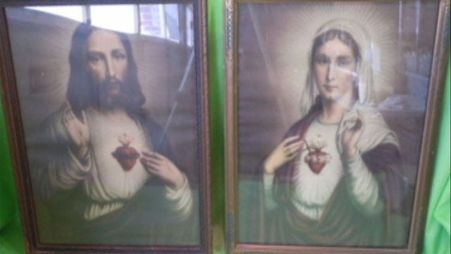 OKC Family Hopes To Guilt Thieves Into Returning Sacred Stolen Items