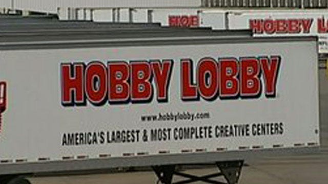 OKC-Based Hobby Lobby Fights Health Care Mandate On Morning-After Pill