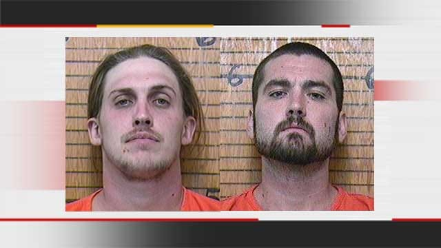 Police Arrest Suspected Ring Leaders In Grady County Thefts