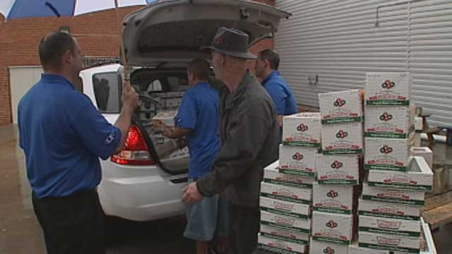Oklahoma Restaurants Team Up With Foundation To Feed The Hungry