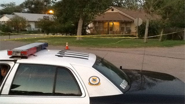 Shooting At Norman House Leaves One Woman Dead