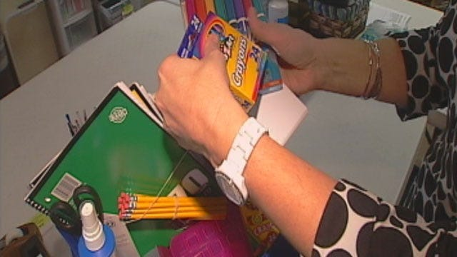 OKC Public Schools Get $1 Million In Donation Of School Supplies