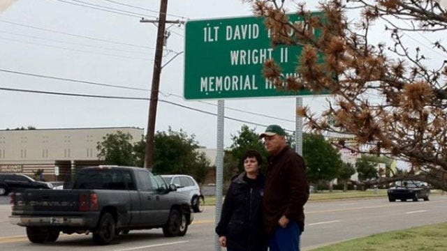 Portion Of Oklahoma Highway Dedicated To Fallen Moore Soldier