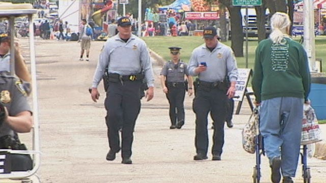 Some Car Break-Ins Reported At Oklahoma State Fair