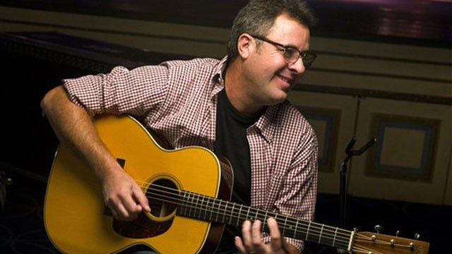 Benefit Concert At OKC Hudson Performance Hall Features Vince Gill