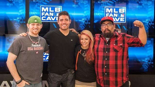 Fall Baseball At The MLB Fan Cave