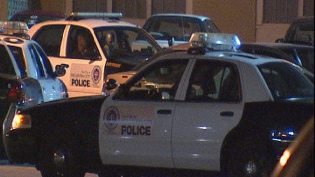 Police Standoff At NE OKC Apartment Ends With Suspect's Arrest