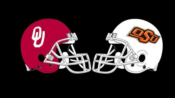 Sooners And Cowboys Shift In New College Football Polls