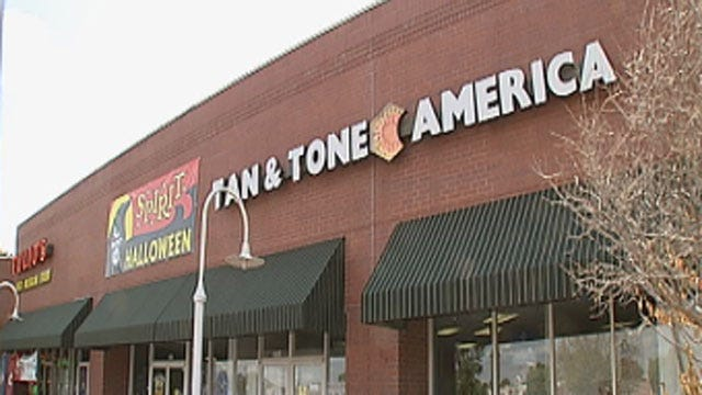 Customers' Items Stuck Inside Store After Tan & Tone America Closed For Good