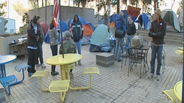 Occupy OKC Protester Talks About Movement One Year Later