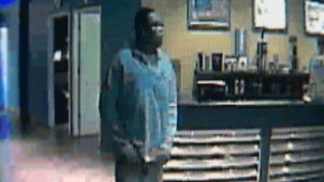 OKC Police Seek Man Accused Of Robbing Three Tanning Salons