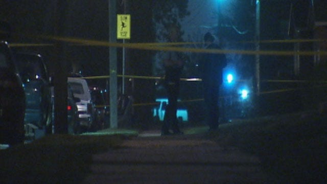 Police Search For Suspects In Shooting Death Of OKC Man