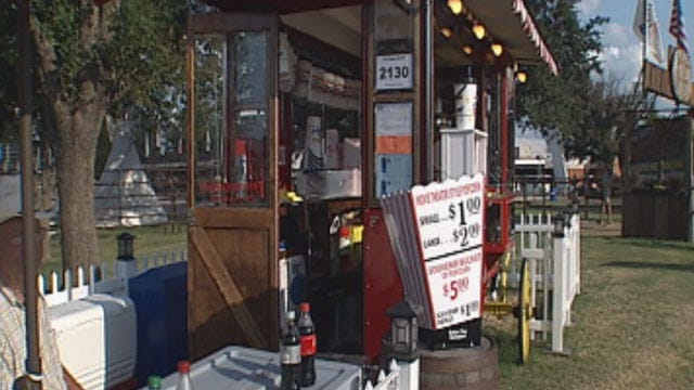 Some Oklahomans Take Out High-Interest Loans To Go To State Fair