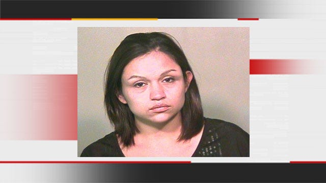 Woman Carrying Child Arrested For Shoplifting At OKC Wal-Mart