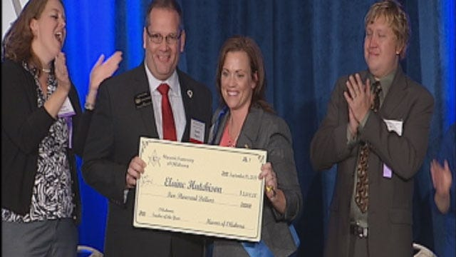 Fairview Math Teacher Named 2013 Teacher Of The Year At State Fair
