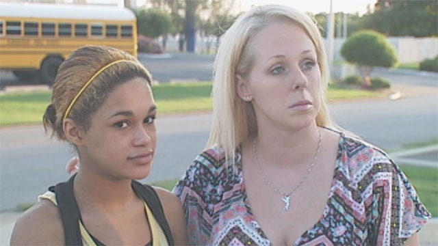 Mother, Daughter Help Save Boy From Drowning In Midwest City Pool