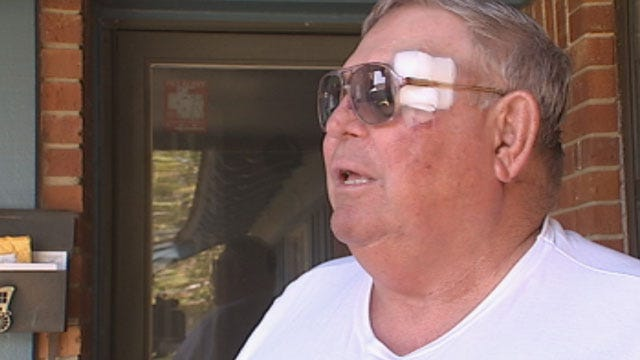 OKC Carjacking, Victim Shot In Head, Talks About Ordeal