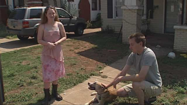 Police Fine OKC Couple Accused Of Letting Dog 'Poop' On Neighbor's Lawn
