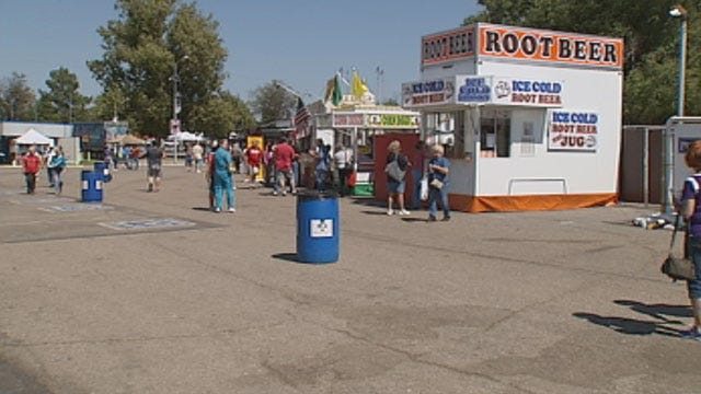State Fair Organizers Hope Strong Finish After Slow, Rain-Soaked Start