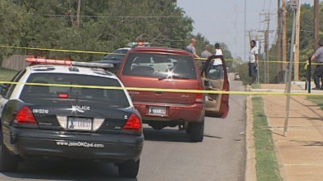 Man, Critically Injured In OKC Shooting, Dies At Hospital