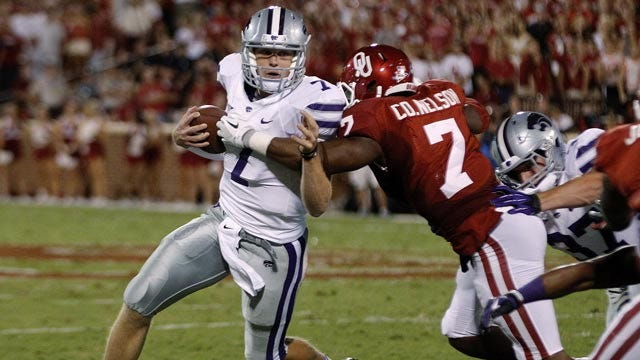 Sooners Fall To Kansas State At Home, 24-19