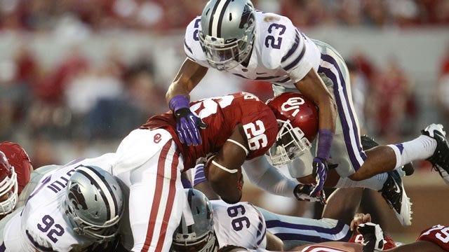 OU Loss To Kansas State Exposes Sooners In A Big Way