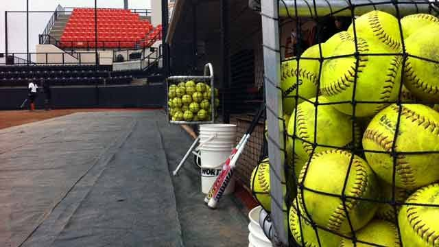 Cowgirls Open Fall Season With Rogers State