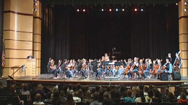 Edmond High School Band To Perform In London's New Year's Day Parade