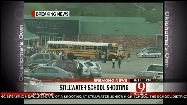 Student Dies From Self-Inflicted Gunshot Wound At Stillwater Junior High School