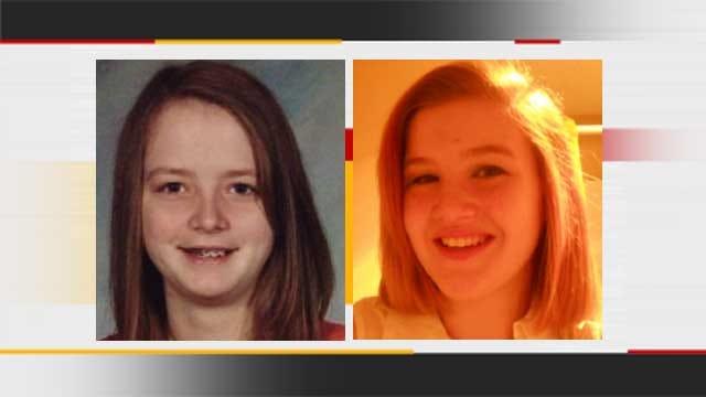 Two Missing OKC Girls Found Safe