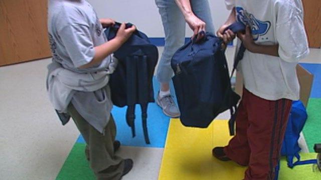 Beyond The Bell: Food For Kids Backpack Program