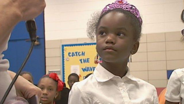 OKC Girl Battling Cancer Has Make-A-Wish Granted