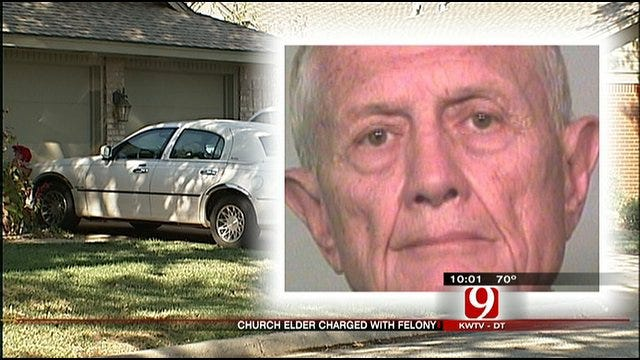 Sex Charge Dropped Against Warr Acres Church Leader