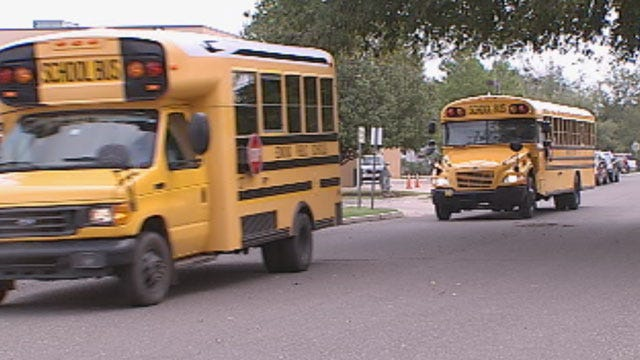 Parents Upset With Response After Fight On Edmond School Bus