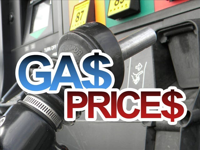 Gas Prices Higher This Labor Day Than Last Year