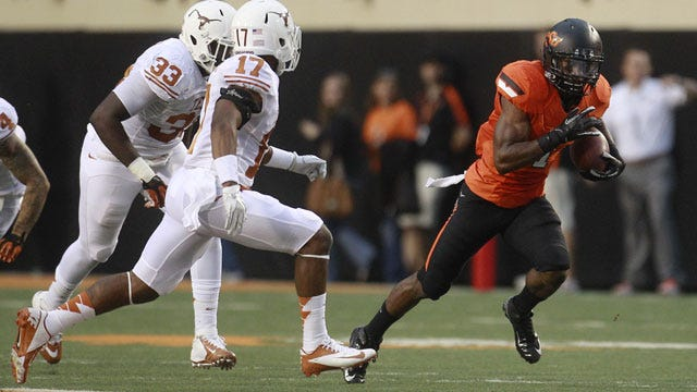 OSU Defense Falters As Cowboys Lose Nail-Biter Against Texas