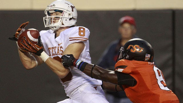 Texas 41, Oklahoma State 36: By The Numbers