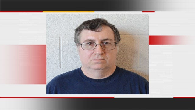 Noble Man Accused Of Possessing Child Pornography