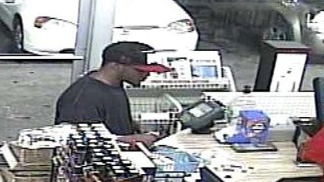 Surveillance Photo May Help OKC Police Catch Robbery Suspect