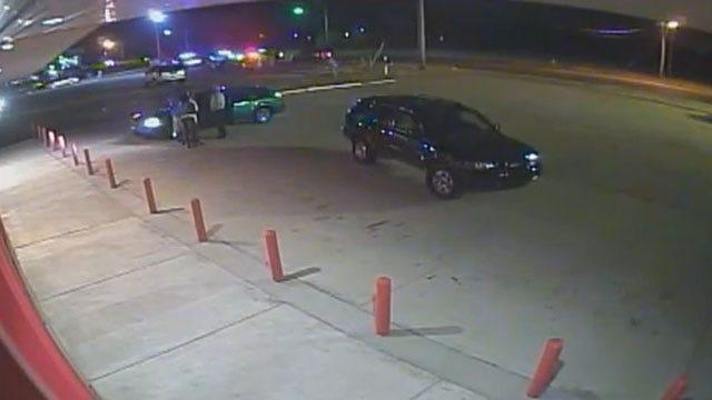 Authorities Release Surveillance Videos In Spencer Homicide