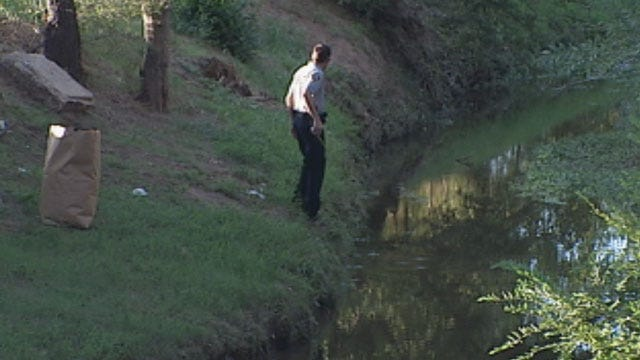 Drunk Man Drowns In Creek In Front Of Friends, Police Say