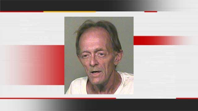 Police Arrest Man Accused Of Taking Cart Full Of Items From OKC Walmart