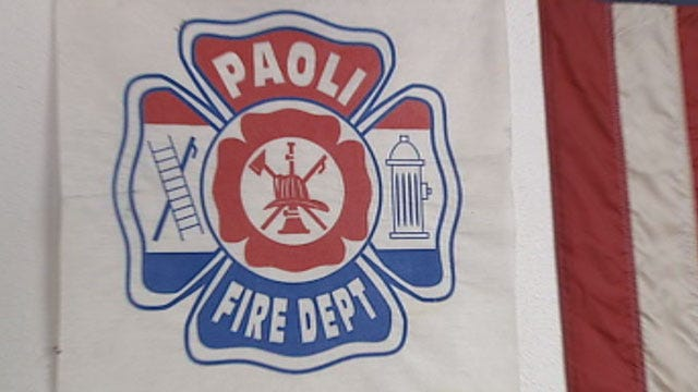 Town Of Paoli Mourns Death Of Volunteer Fire Chief