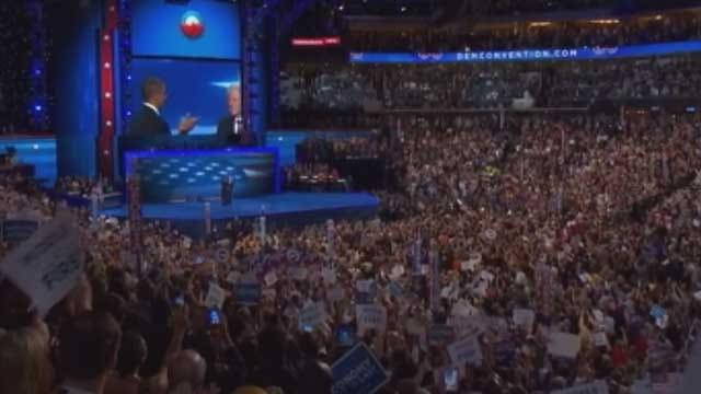 Oklahoma Democrats In Charlotte For DNC