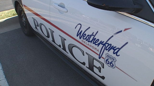 Weatherford Police Officers Disciplined Over Student Crawling Incident