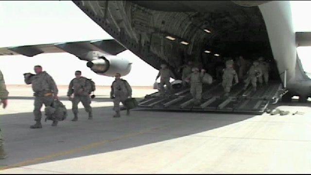 About 50 Airmen To Return To Oklahoma Monday