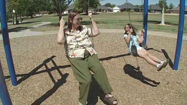 Many Oklahoma Grandparents Step In To Raise Grandchildren