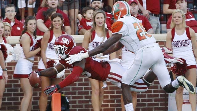 Newcomers Shining Bright For Oklahoma Offense